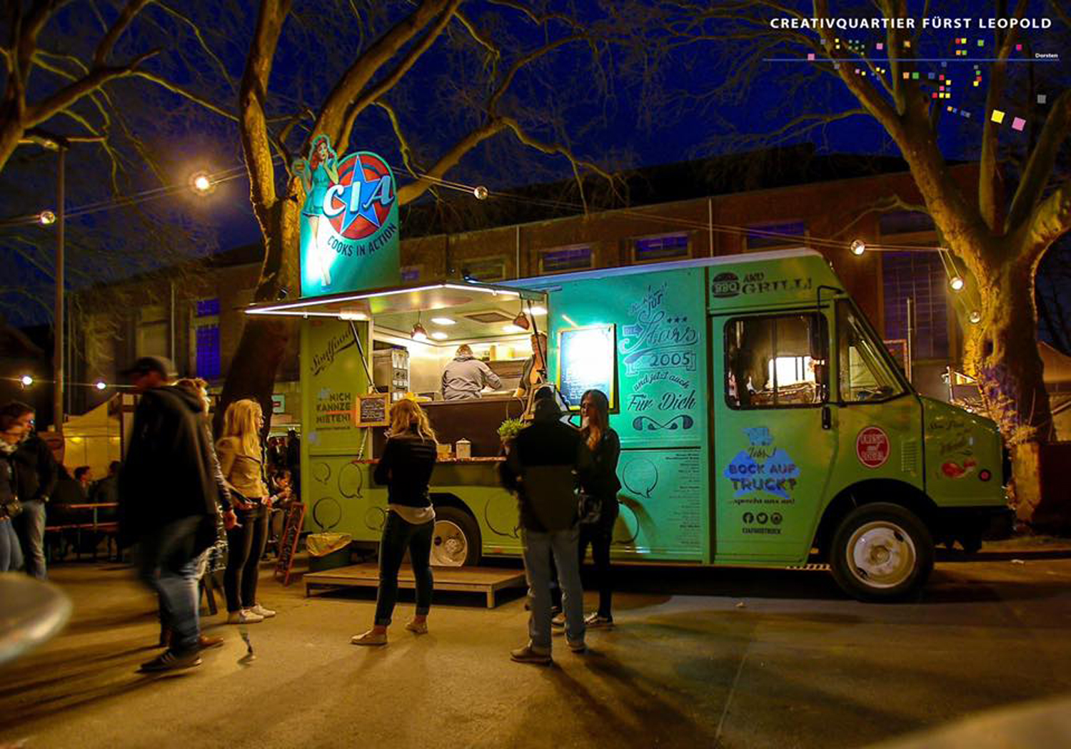 CIA Foodtruck Night